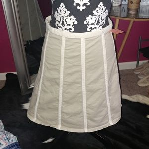 EUC[Proenza Schouler for target] khaki lined skirt
